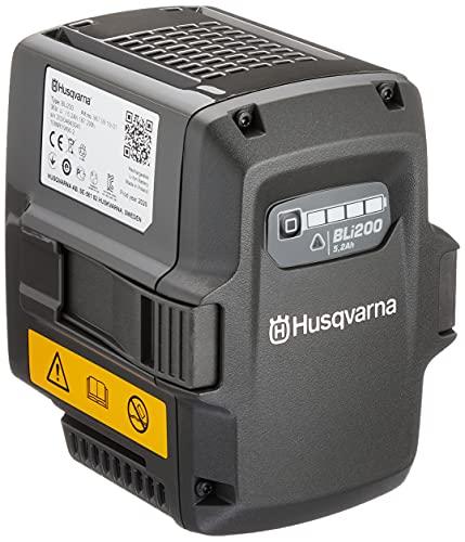 Husqvarna 967091901 Ersatzbatterie, Bli200 36,0 V / 5,2 Ah, (IEC) Li-Ion