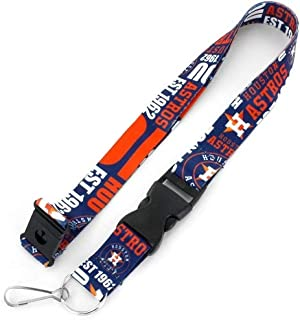 aminco Houston Dynamic Lanyard Keychain Badge Holder