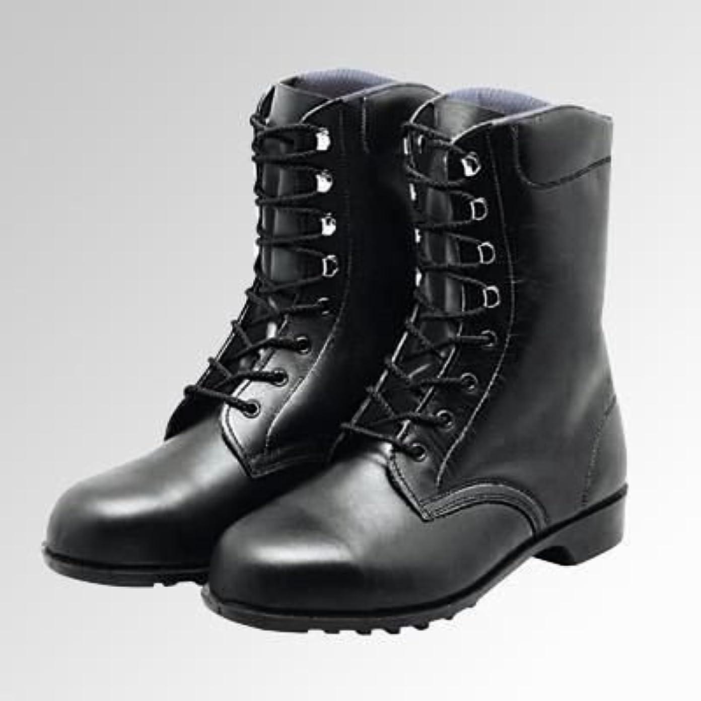 会員七面鳥サラダ安全?サイン8 長編上靴 ゴム底スタンダードタイプ ノサックス SC207 安全靴 サイズ:26.0cm
