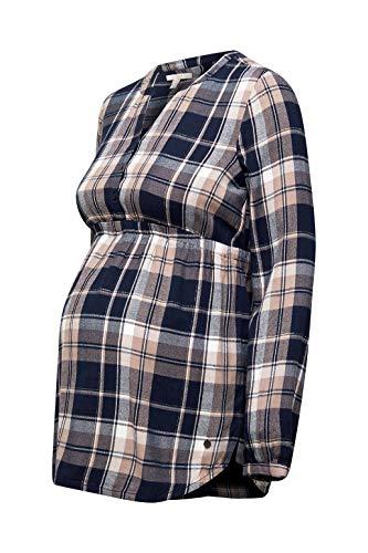 Vestidos Falda de Mujer Moda Estampado Ropa premam/á Forro Blanco C/ómodo Transpirables Vestido de Maternidad Embarazada Falda de Verano Simplicidad y Moda MMUJERY