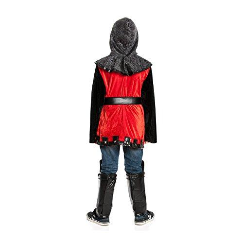 Kostümplanet® Ritter Kostüm Kinderkostüm Ritter Größe 116 - 3