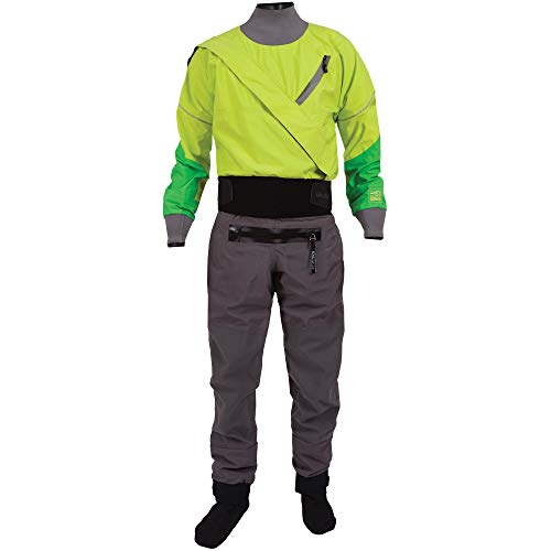 Kokatat Men's Gore-Tex Meridian Drysuit-Mantis-XL