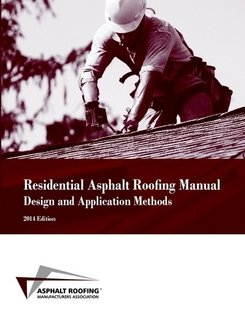 Price comparison product image Residential Asphalt Roofing Manual Design and Application Methods
