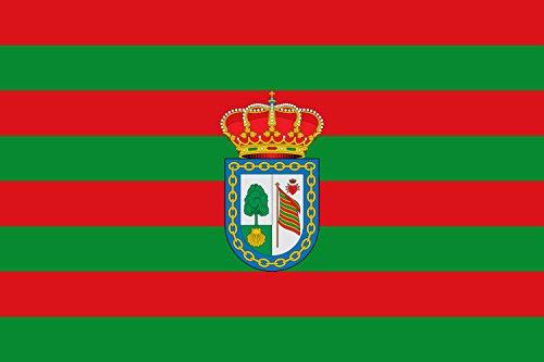 magFlags Bandera Large Valdefresno, León, España | Bandera Paisaje | 1.35m² | 90x150cm