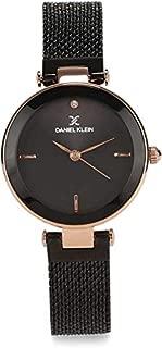 Daniel Klein Analog Black Dial Women's Watch-DK11903-5