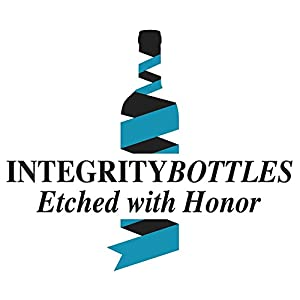 Integrity Bottles Premium Wine Glass, Thats What I Do I Drink and I Know Things, Hand Etched 14.2 oz Stemless Gifts… |