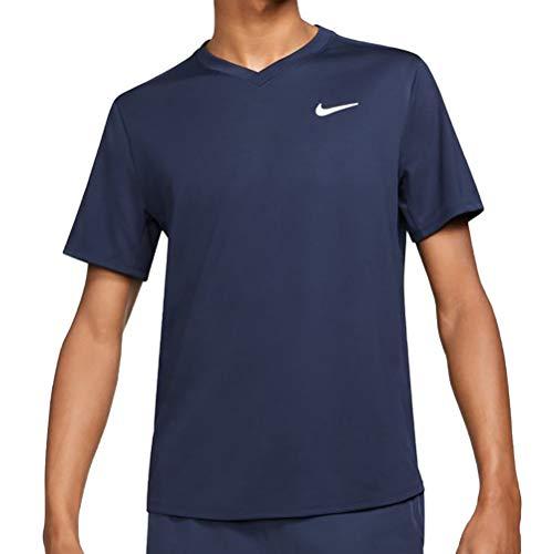 Nike Sportswear T-Shirt Court Dri-FIT Victory Obsidian/White (M)