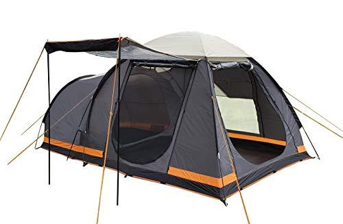 OLPRO Apollo Tente 4 Places Ripstop Familiale Camping Randonnée Festival