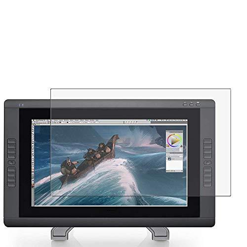 """Vaxson TPU Pellicola Privacy, compatibile con WACOM Cintiq 22HD DTK-2200 / K1 DTH-2200 / K1 / K0 Cintiq 22 HD 21.5"""", Screen Protector Film Filtro Privacy [ Non Vetro Temperato ]"""