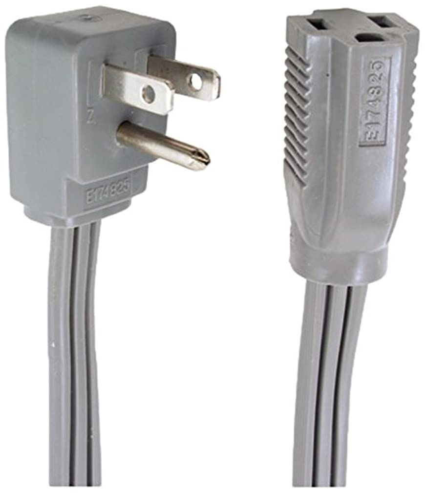 Certified Appliance Accessories 15-Amp Appliance Extension Cord, 3ft