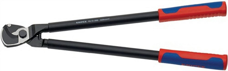 Kabelschere L.500mm brüniert, brüniert, brüniert, Griffe mit zweifarbigen Mehrkomponenten Knipex B00VWMS8UO | Schön und charmant  1979f5