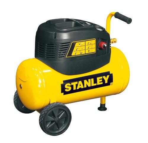 Stanley 1830 Druckluftkompressor 24 Liter 10 bar 3400 min-1