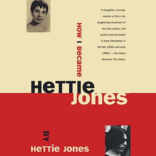 How I Became Hettie Jones audiobook cover art