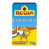 REGIA - Semoule De Couscous Moyenne 1Kg