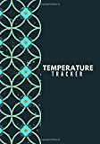 Temperature Tracker: Record Fridge/Freezer Temperatures, Used for Restaurants, Bars, Cuisine Outlets and More, Monitor Contents & Comply with ... Christmas, 110 (Kitchen Supplies.)
