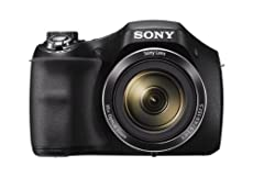 Image of the product Sony Black DSC H300/B that is listed on the catalogue brand of Sony. It is scored with a 4.2 over 5.