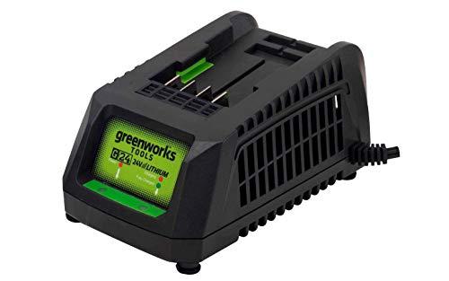Greenworks Chargeur 24V VDE (sans batterie) - 2903607