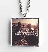 Album Cover Art Pendant Necklace Linkin Park One More Light