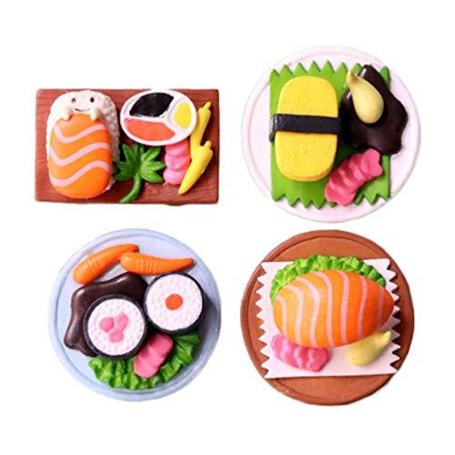sushi en casa fabricante EXCEART