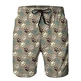 Shorts Deportivos para Nadar Shorts Casuales de Verano para