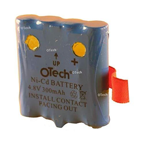 batería para Walkie Talkie LOGICOM FX500 4.8V 300 mA