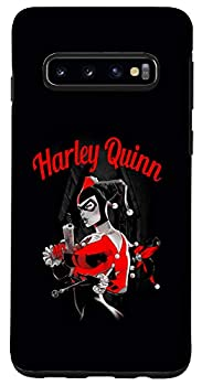 Galaxy S10 Harley Quinn Spring Gun Case