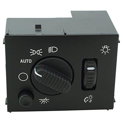 Headlight & Dome Light Dimmer Switch for Chevy Silverado GMC Sierra Tahoe Yukon Avalanche Escalade NEW