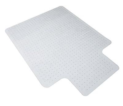 """OFM 46"""" X 60"""" Chair Mat for Low Pile Carpet (ESS-8802C)"""