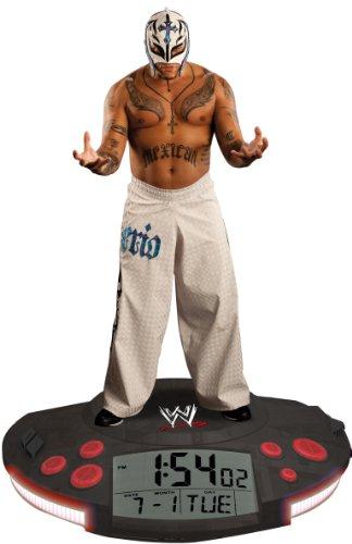 IMC Toys - 810803 - Jeu Electronique - Radio Réveil - WWE