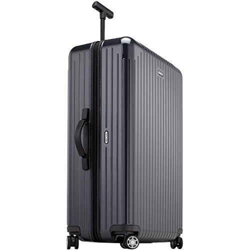 Fantastic Deal! Rimowa Salsa Air IATA Luggage 30 inch Multiwheel Navy Blue
