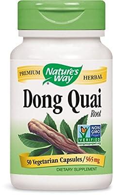 Natures Way Dong Quai, 50 Caps from Nature's Way