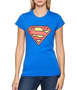 Superman Symbol Junior Women s T-Shirt-Junior Large [JL]