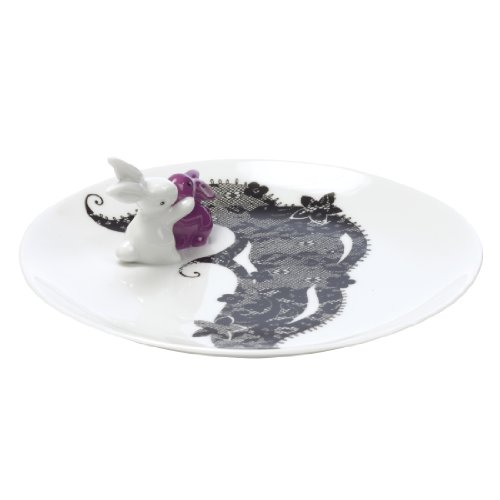 Goebel - 66840638: Bunny de luxe - Frilly Bunny - Teller