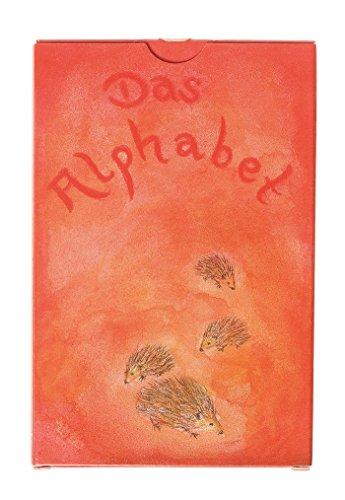 Grimm's 40520 - Kartenspiel Alphabet - 48 Blatt
