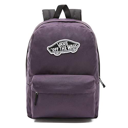 Mochila Vans Realm Backpack Mysterioso Morado Sin Talla