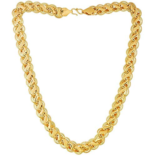 Aangi imitation Golden Metal South Design Chain for Men and Boys