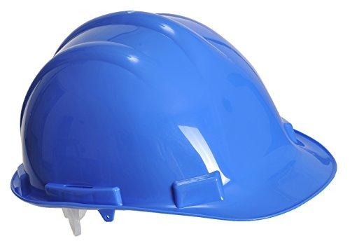 Portwest PW50 EN397 Schutzhelm aus PP, talla única, kobaltblau