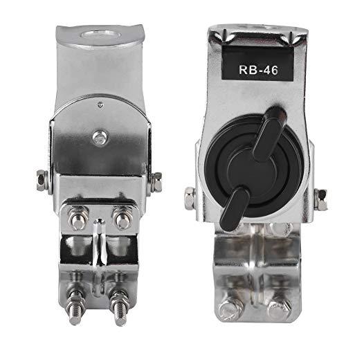 Okuyonic Soporte De Antena Plegable, Soporte De Antena Ajustable Cable En U Fácil De Instalar para VHF/UHF Grande