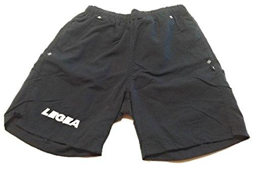 Legea Unisex-Erwachsene Olimpia Passeggio Badehose, blau, L