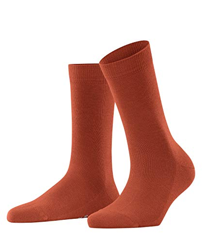 FALKE Damen Family W SO Socken, Orange (Terra 8829), 39-42 (UK 5.5-8 Ι US 8-10.5)