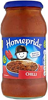 Homepride Chilli Cook-In-Sauce - 500g