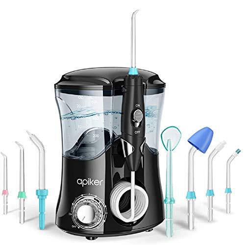 spazzolino elettrico idropulsore Idropulsore Dentale con 8 Beccucci Multifunzione