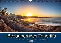Bezauberndes Teneriffa (Wandkalender 2022 DIN A3 quer): Die Schoenheit der spanischen Insel Teneriffa bildhaft festgehalten. (Monatskalender, 14 Seiten )