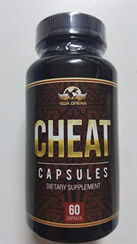 Guaranteed Authentic Hot Seller, Lose weight with popular te-divina 6 week supply plus Cheat capsules by Vidadivina, way more effective than iaso tea