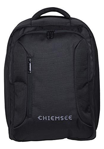 Chiemsee Secure Rucksack, 50 cm, 30 Liter, Deep Black
