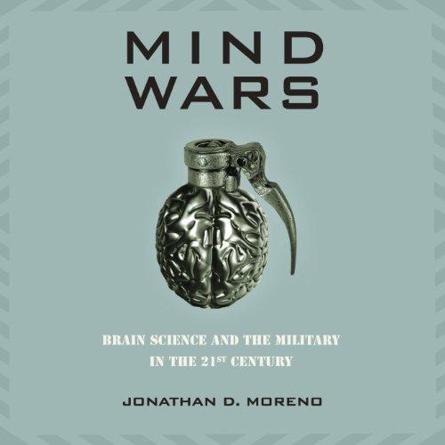 Mind Wars audiobook cover art