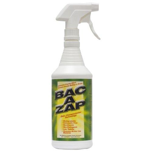 Bac-A-Zap Odor Eliminator - Quart (32_Ounce) (32_Ounce)