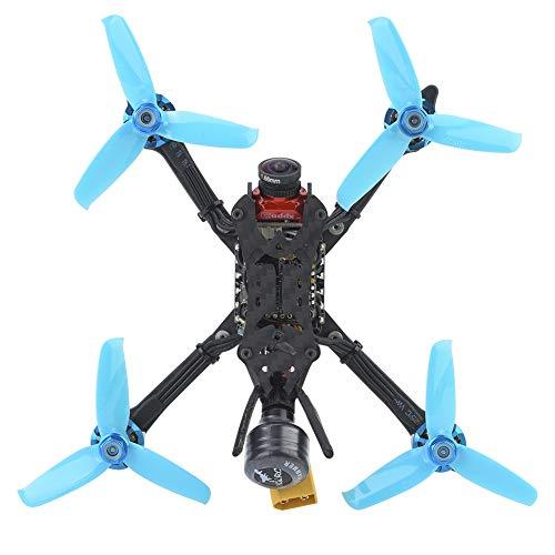 Drone Racing Drone, HGLRC Arrow3 152mm para CADDX RAPEEL 1200TVL Camera F4 OSD Racing Drone con Frsky A8S V2 (4SBNF)