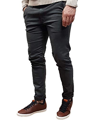 Pepe Jeans Hose Cino Slim Fit James, Grau 30