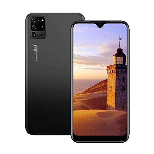 Unlocked Cell Phones, s10pro-s20pro+ 3G (WCDMA:850/2100MHZ) Android Smartphone, 6.26inch IPS Full-Screen, 3G Dual SIM,2GB RAM 16GB ROM, MTK Quad Core (Black)